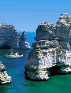 Отдых в Греции, Грит